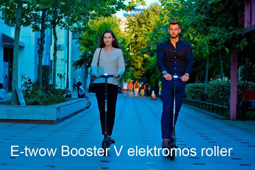 E-twow Booster V elektromos roller