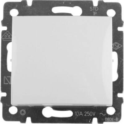 Legrand Valena IP44 keresztkapcsoló, fehér