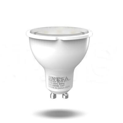 INESA 60305 LED fényforrás GU10 5W 350lm 3000K 105° G2