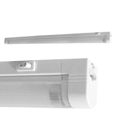 Kanlux 4730 bútorvilágító T5 8W 343x42x22mm 4000K