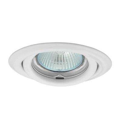 Kanlux Argus CT-2115 spot lámpatest MR16 billenthető fehér (307)