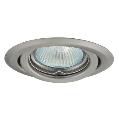 Kanlux Argus CT-2115 spot lámpatest MR16 billenthető matt króm (331)