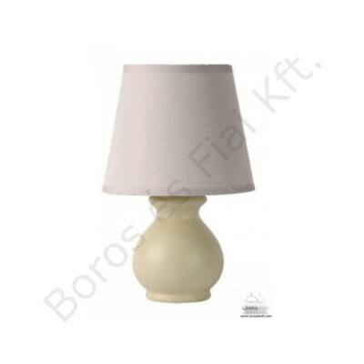 Lucide Asztali lámpa E14 max 40W 230V bézs (14561/81/41)
