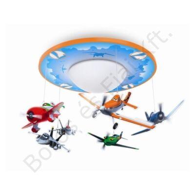 Philips DISNEY PLANES gyermek LED-es mennyezeti lámpa 71762/53/16