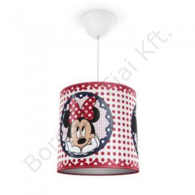 Philips Disney Minnie Mouse gyerekszobai mennyezeti lámpa 71752/31/16