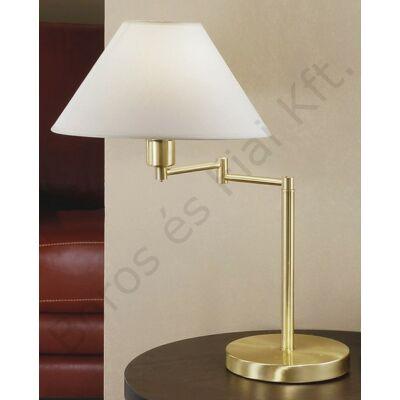Hilton  - Asztali lámpa arany állítható 1xE27 max60W (264.71.7)
