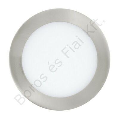 LED-es beépíthető 10,9W 17cm króm 3000K IP44 Fueva1