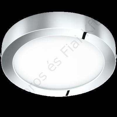 LED-es mennyezeti 22W 30cm króm 3000K IP44 Fueva1