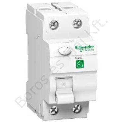 Schneider Fi relé R9  2P, 40A, 30mA