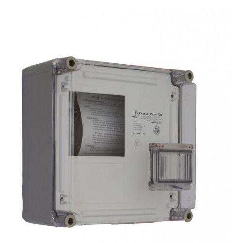 Csatári PVT 3030-1FM 1 fázisú fogyasztásmérő szekrény 300x300mm