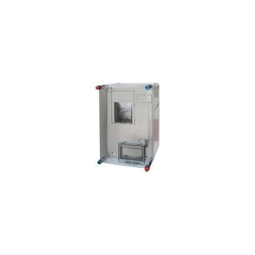 Hensel HB33K0FF Basic 2x3f vagy 2x1f mérőóraszekrény 750x600