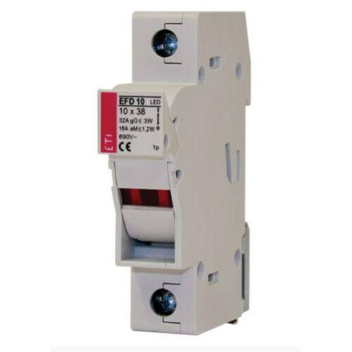 ETI EFD 10 1P 10x38 1P biztosítós szakaszoló