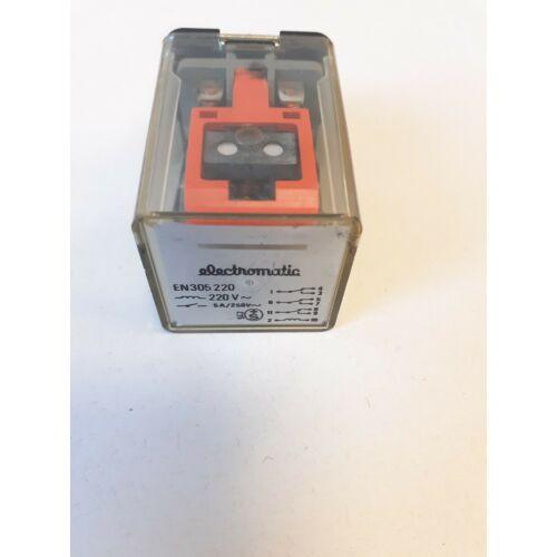 Electromatic 220V 5A relé