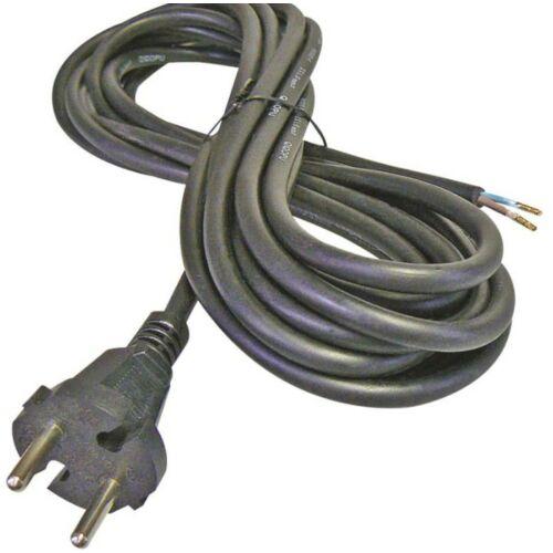 Gumikábeles csatlakozó 2x1mm2 kábel 5m
