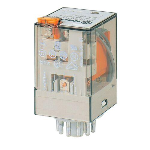 FINDER Elektromágneses relé 60.13.9.024.0040 24VDC 10A 250V