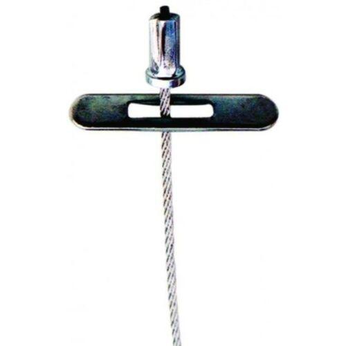Gripple XP25SP bowdenes függesztő 5m-es STOP Végződés 10-45kg-ig express