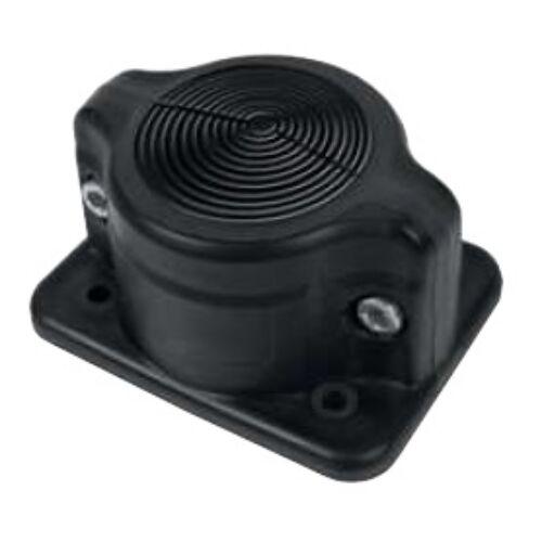 HDHU kábelvezető MC 1x8-67mm IP55 fekete