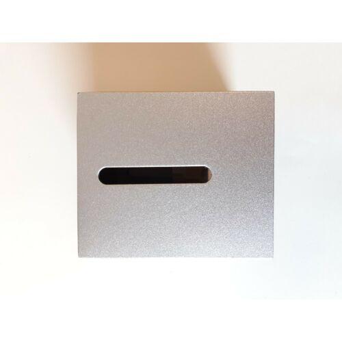 Icon BUDE-0400 G9-es falmegvilágító ezüst max 50W