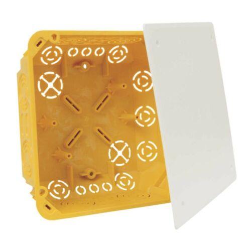 Kopos KO125/1L gipszkarton doboz 155x155x68mm