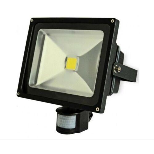 Perfect 30W led reflektor mozgásérzékelős SLIM