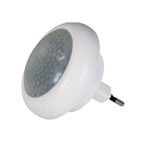 EMOS P3304 éjjeli fény 8 LED 230v mozgásérzékelővel