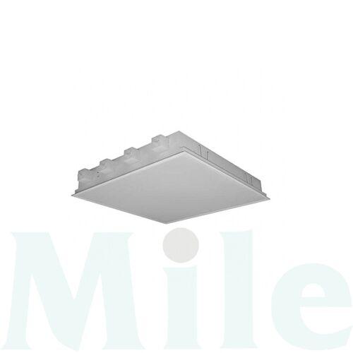 Modus IKO 418 Süllyesztett opálburás álmennyezeti lpt. EVG IP54 ALU kerettel