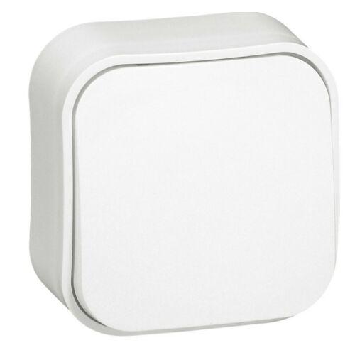 Forix 782405 N101 nyomó kapcsoló IP20 fehér