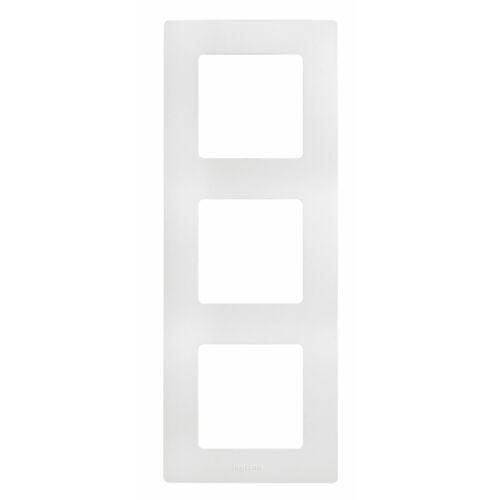 Legrand Niloé 3-as keret fehér