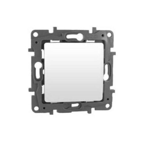 Niloé 764525 N106 váltóérintkezős nyomó IP44 fehér