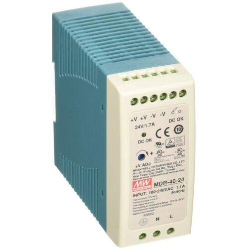 LED tápegység 40W/24V/0-1,7A sorolható