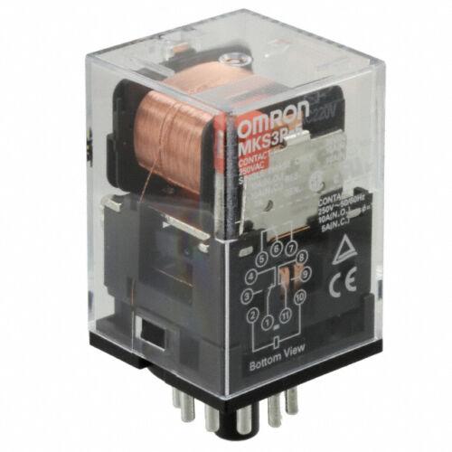 OMRON Elektromágneses relé 24VAC