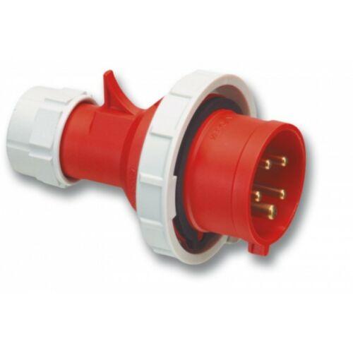 PCE 0252-6 Ipari csatlakozó lengő villa 32A 5P csavarkapcsos