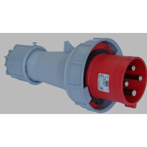 PCE 034-6 Ipari csatlakozó lengő villa 63A 4P
