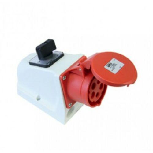 PCE 75915-6 Ipari csatlakozó kapcsolható dugalj