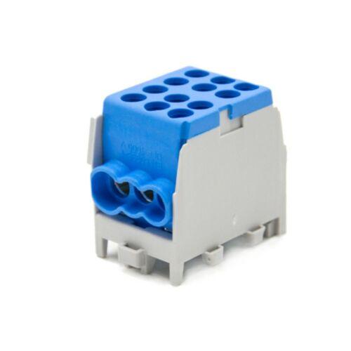 Pollmann 2080169 HLAK25-1/4 fővezeték csatlakozó kék