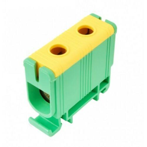 Pollmann 2090115 UK150/1 sorkapocs zöld-sárga 35-150 réz, 35-150 alu