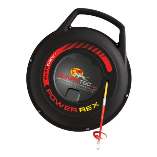 Runpotec POWER REX dobozos berudaló 30 m, átm.3mm