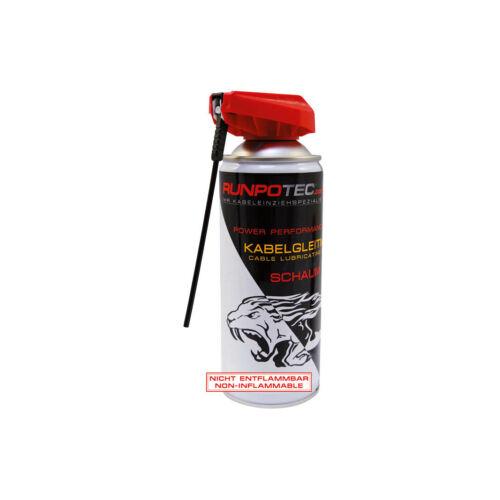 Kábelsíkosító HAB400 ml