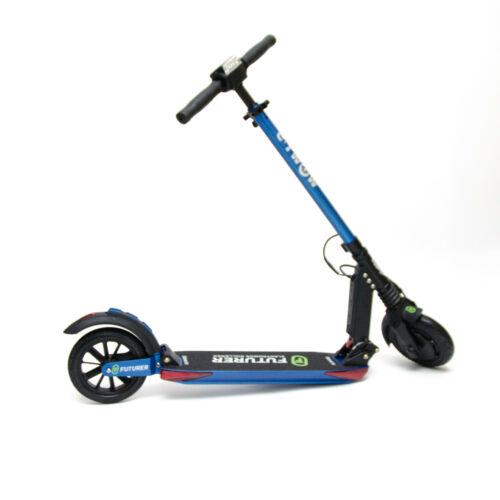 E-twow Booster V elektromos roller kék-fekete