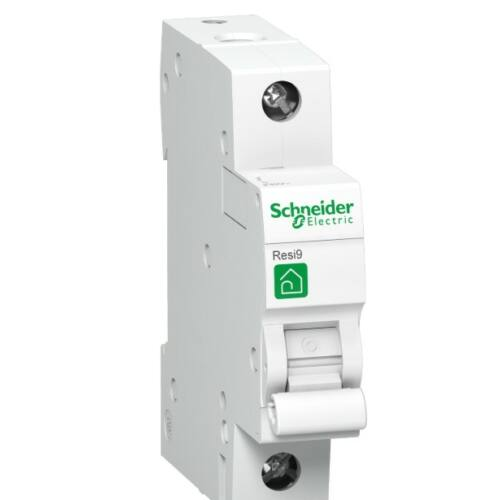 Schneider R9F14132 kismegszakító 1P 32A C karakterisztika