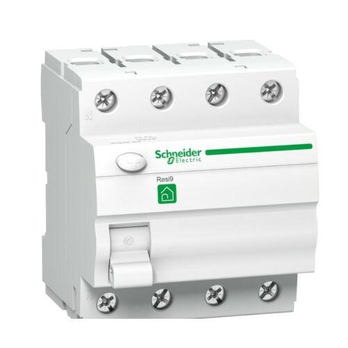 Schneider R9R11440 Fi-relé 4P 40A 30mA AC típus