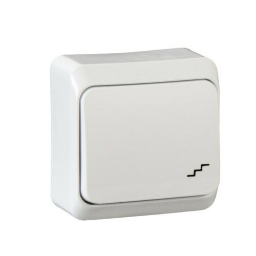 Schneider Prima 001060 106 váltó kapcsoló fehér