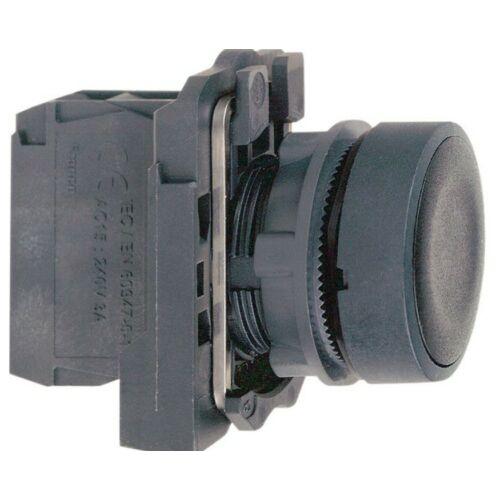 XB5-AA21 fekete 1z nyomógomb