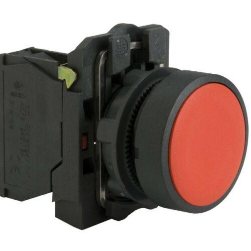 XB5-AA42 piros 1ny nyomógomb