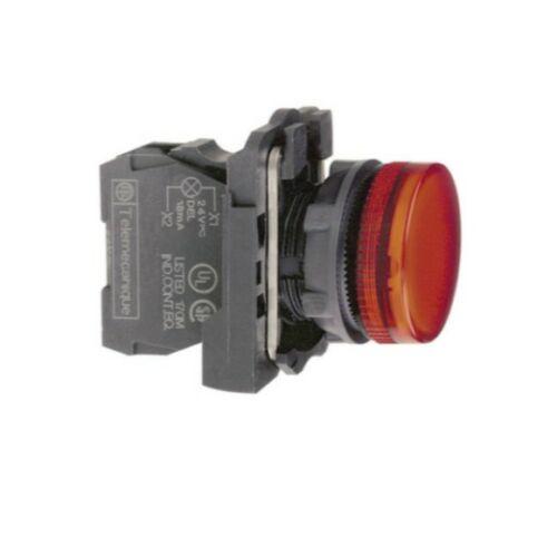 XB5-AVB4 LED jelzőlámpa piros 24V