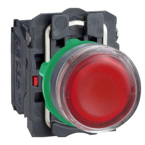 XB5-AW34B5 LED világító nyomógomb piros