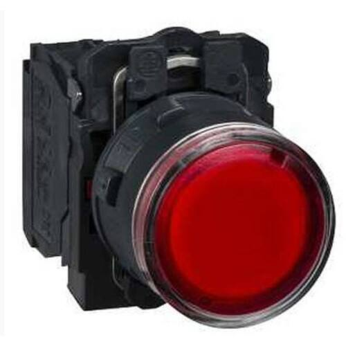 XB5-AW34M5 LED világító nyomógomb piros