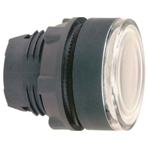 ZB5-AW313 LED világító nyomógombfej fehér