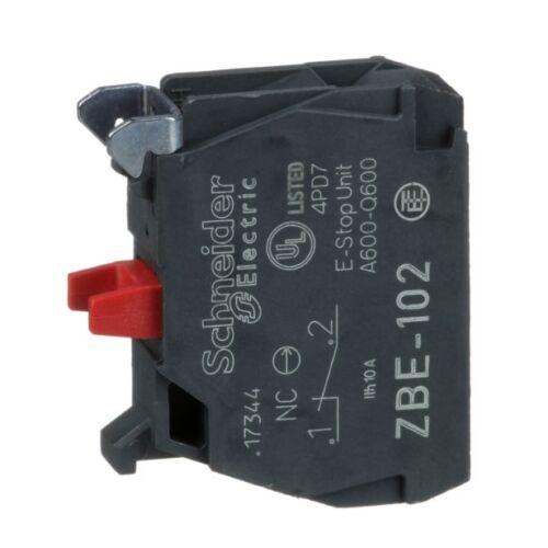 ZBE-102 érintkezőblokk 1NC