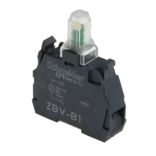 ZBV-B1 LED blokk fehér 24V